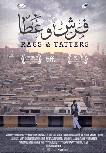 Rags & Tatters Movie Poster