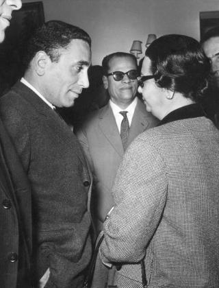 Mohammed_Hassanein_Heikal_and_Omm_Kolthoum