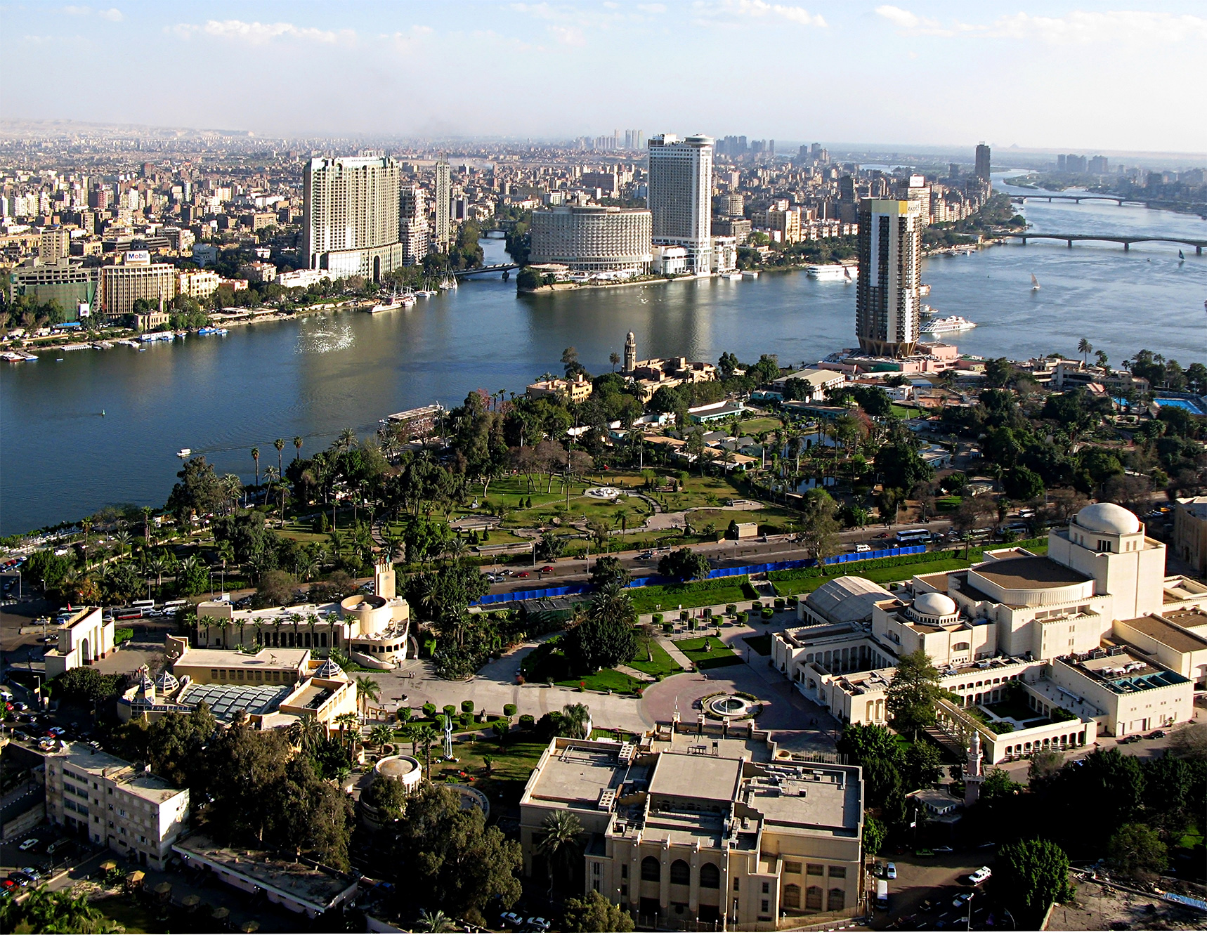 The population of Cairo: the number, composition and interesting facts 93