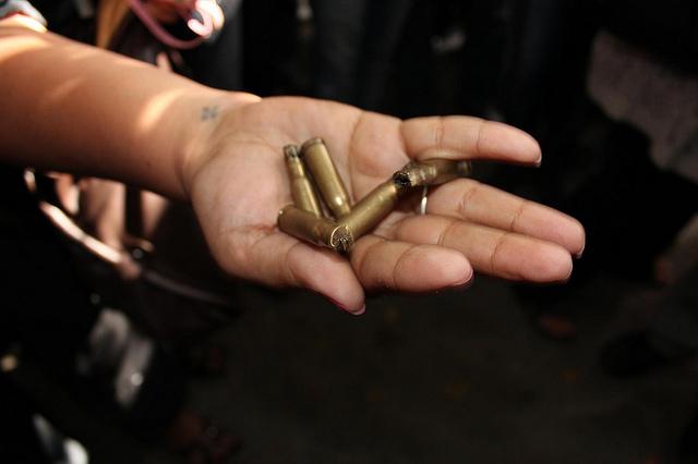 bulletshells
