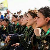 Syrian Women: Peacebuilding