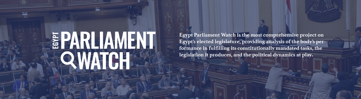 Egypt Parliament Watch